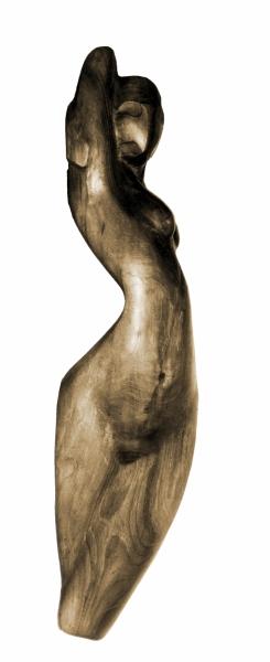 PREBÚDZANIE MÚZY - ORECH, 1982, 125 cm